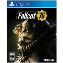 Bethesda 093155173057 Fallout 76 - PlayStation 4 - $59.38