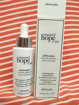 Philosophy RENEWED HOPE IN A JAR Renewing Dew Concentrate Serum Anti-Agi... - $21.61