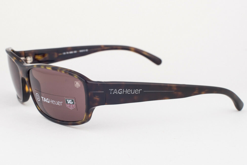 Primary image for Tag Heuer ROADSTER 9062 Dark Tortoise / Precision Brown Sunglasses TH9062 202