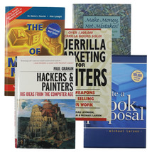 Book Bundle: Business & Writing Guerrilla Marketing for Writers - $19.97