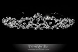 Fiala Classic Art Deco Tiara | Swarovski Crystal - $58.95
