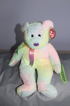 "TY Retired Beanie Buddies Collection 13"" Large Groovy Bear 1999 - $24.74"