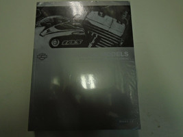 2014 Harley Davidson Touring Models Service Repair Shop Manual Factory - $197.42