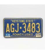 Vintage Pennsylvania Keystone State Car Vehicle License Plate - $9.89