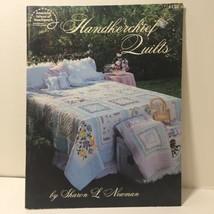Handkerchief Quilts Sharon Newman American School of Needlework Quilt Book - $38.69