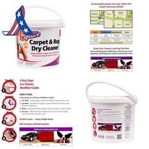 Capture Carpet Dry Cleaner Powder 4 Pound - Resolve Allergens Stain Smel... - $27.36