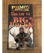 The Truth VI Big Bucks VHS - $166.20