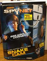 "Spy Net: Flex Neck Snake Cam -New - Fast Free ""Priority"" Shipping - $19.75"