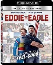 Eddie the Eagle (4K Ultra HD + Blu-ray)