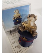 """Charming Tails """"I'll Always Protect You"""" Mouse Police Figurine 89/149 by... - $35.99"""