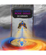MONATOMIC ROSE GOLD ORMUS POWDER   10 grams   Most Potent SUPERFOOD SUPP... - $24.95