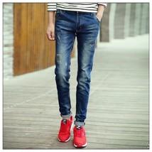 2018 New Arrival Beswlz Men Jeans Pants Casual Fashion Classical Denim Jeans Men - $42.84