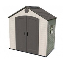 Lifetime 8x5 Storage Shed Kit with Window (6406) - $1,029.48