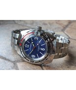 Russian Mechanical Automatic Wrist Watch VOSTOK AMPHIBIAN DIVER 090659 - $70.56