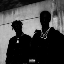 """Double Or Nothing Big Sean and Metro Boom Album Poster Print 12x12"""" 24x2... - $9.41+"""