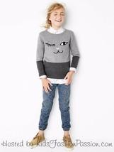 NWT $40 GAP Kids Leopard Soft Denim Jeans Pants XS S M 4 5 6 7 8 - $10.99