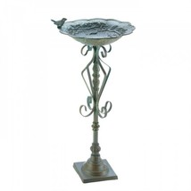 Speckled Green Birdbath - $46.34