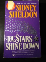 The Stars Shine Down Paperback First Edition by Sidney Sheldon - $1.00