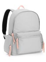 No Boundaries Gray w/ Blush pink Active Girl kids women Backpack bag New... - $26.95