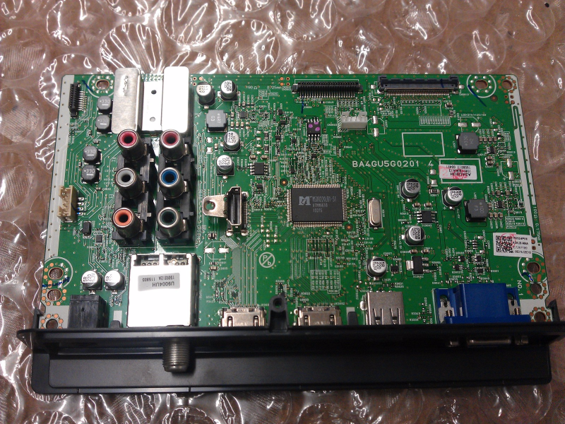 A3AUVMMA-001 A3AU8-MMA, A3AU8UH Main Board From Emerson LF501EM6F DS1 LCD TV