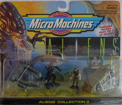 Aliens Micro Machines Collections #3 New Sealed - $116.88