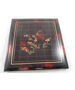 Magic Magnetic Photo Album Plastic Cover Japan Flowers - $9.13
