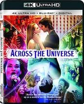 Across the Universe [4K Ultra HD + Blu-ray + Digital]