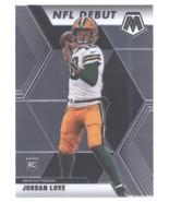 2020 Panini Mosaic #264 Jordan Love Packers NM-MT - $27.99