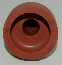 Unbranded Calf Nursing Bottle Nipples Red Snap On Package 3 image 4