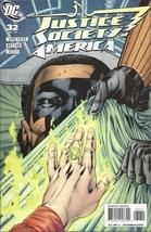 (CB-6} 2009 DC Comic Book: Justice Society of America #32 - $2.00