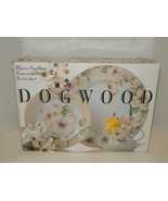 Fairfield Dogwood Fine China 20 Piece Dinnerware Set Complete in Box 285... - $93.46