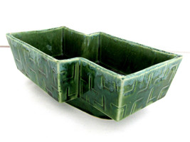 Ungemach UPCO USA Vintage 1950's Ceramic Green Planter # 274 EUC - €21,84 EUR