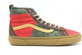 VANS Sk8-Hi 46 MTE DXUS All Weather Suede Mens Skate Shoe Size 9 AUTHENTIC - $102.84