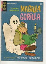 "GoldKeyComic;Oct1966 No9; Hanna-Barbera ""Magilla Gorilla in The Ghost is... - $1.99"