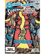DC Comics Presents Comic Book #61 Superman DC Comics 1983 VERY FINE/NEAR... - $3.50