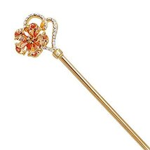 Classical Hair Stick Plum Blossom Ladies Hair Stick Dish Hair Headwear