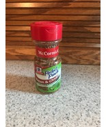 McCormick Perfect Pinch Bacon & Chive Seasoning Best By Date 12/27/18 - $11.38