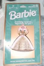 Barbie Hallmark Holiday Pin - $14.01