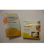 Medela Quick Clean Micro-Steam Bags Open Box 4 Bags - $9.90