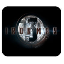 Mouse Pads Iron Man 3 Logo The Avengers Power Movie Superheroes Anime Mo... - $114,51 MXN