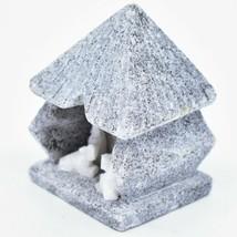 Hand Carved Alabaster Stone Carving Nativity Scene Figurine Made in Peru image 2