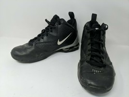 NIKE Mens Shox BB Pro TB Basketball Sneakers Shoes Mens Size 10 407628-0... - $39.59