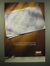 2000 Coleman Products Ad - Why settle for a 3-bedroom ranch - $14.99