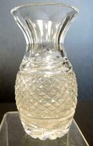 Small Waterford Crystal Flower Vase - GlandorePattern - $37.99