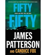 Fifty Fifty (Harriet Blue) [Hardcover] Patterson, James and Fox, Candice - $11.87