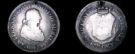 1808 Guatemalan 2 Reales World Silver Coin - Guatemala - Ferdinand VII- ... - $299.99