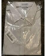 North End Sport Ladies Wrinkle Free 100% Cotton Shirt  XXL Long Sleeve W... - $18.69