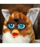 NEW 1999 FURBY ~ RARE GAZELLE WITH BRIGHT BLUE EYES WORKING ~ FREE SHIPPING! - $95.00