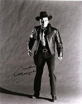 AUDIE MURPHY Signed Autographed  Photo w/COA - 87 - $195.00