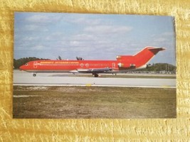 BRANIFF INTERNATIONAL Boeing B-727-235 Vtg Unused Postcard*P2 - $9.49